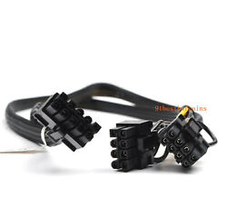 10pin to 68pin Power Adapter PCIE Cable for HP ProLiant DL380 G9 and GPU cable $15.98