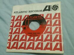 MEL TORME Comin' Home Baby  Right Now 1962 NORTHERN SOUL Atlantic 45-2165