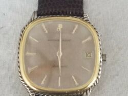 Vintage Jumbo Super Rare Audemars Pigeut Automatic 18k Solid Gold Very Thin