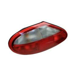 For Jaguar XKR 2000 Genuine W0133-1657411-S Driver Side Replacement Tail Light
