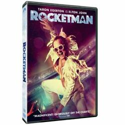 Rocketman: DVD 2019 {Elton John Biopic} {Free First Class Shipping}