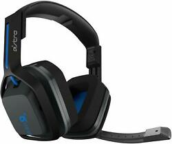 Astro A20 Wireless Gaming Headset for Playstation 4 Windows Mac with Boom Mic