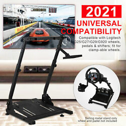 Upgraded Foldable G29 Racing Steering Wheel Stand Plus Gearshift Mount $69.99