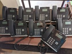 Yealink T41S (Verizon Branded) IP Phone - Lot of 10  FREE SHIPPING