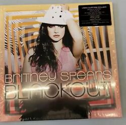 Britney Spears Blackout Limited Vinyl LP UO exclusive