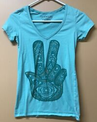 Fifth Sun Girls Top Medium Prowned $5.00