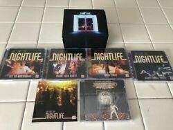 We Love The Nightlife (New 9 CD Box Set With 144 Tracks) - Time Life