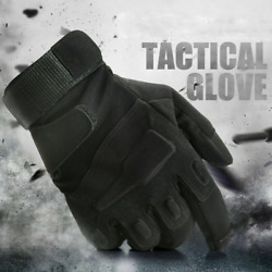 Tactical Gloves with Touch Screen FingerTips Improved Dexterity for Men Women $13.99