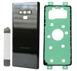 Replacement Glass Back Cover for Samsung Galaxy Note 9 N960 Black w Repair Kit $100.00