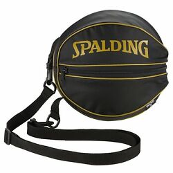 New SPALDING BALL BAG Gold 49 001GD from Japan $40.89