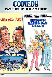 A Piece of the ActionUptown Saturday Night (DVD 2006)
