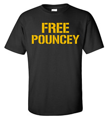 Free Maurkice Pouncey Black Shirt - Steelers Pittsburgh No Suspension Myles Tee