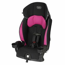 Evenflo Chase Sport Harnessed Booster Car Seat Jayden Pink $107.99