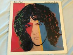 Billy Squier Emotion in Motion Near Mint Vinyl!!! Everybody Wants You! Record!!!