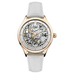 Ingersoll Vickers Automatic Skeleton Watch I06301 NEW $165.00