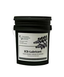 ICS 2901 0522 00 Replacement Atlas Copco Lubricant 5 Gallons OEM EQUIVALENT $155.00