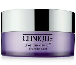 CLINIQUE Take The Day Off Cleansing Balm Remover Full Size 3.8 oz 125 ml $29