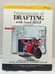 Fundamentals Of Drafting Using AutoCAD LT Second Edition Textbook $12.71