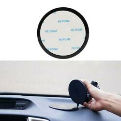 Car Cradle Holder GPS Adhesive Disk Dash Dashboard Suction Mount Disc Stick Pads $1.89
