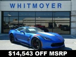 2019 Chevrolet Corvette 2LT $14543 OFF MSRP 2019 CORVETTE GRAND SPORT COUPE