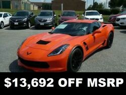 2019 Chevrolet Corvette 2LT $13692 OFF MSRP 2019 CORVETTE GRAND SPORT COUPE