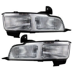 Fog Lights Set fits 2006-2011 Cadillac DTS Pair Front Driving Lamps w Housing $110.24