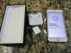 Apple iPhone 8 Plus - 64GB - Gold (Sprint) A1864 RESET GREAT BUY!!