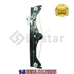 New Window Regulator Assembly wo Motor Fits Fiat 500 Front Left Driver Side $38.95
