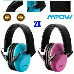 Mpow Ear Muffs Shooting Defenders Noise Festival Music Shows Adult Kids Children $19.80