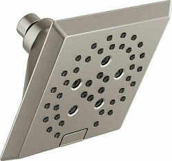 Delta 52664-SS H2Okinetic 5-Setting Raincan Shower head Stainless $118.13