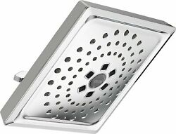 Delta Faucet 3-Spray H2Okinetic Shower Head Chrome 52684 $125.37