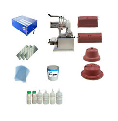 Pad Printing Kit for Commercial for Plastic Metal with UV Exposure Unit