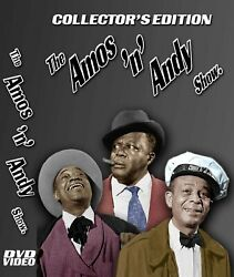 Amos #x27;n Andy TV Show Collector#x27;s Edition 8 DVD Set $14.99