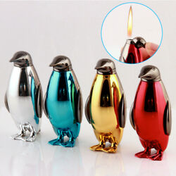 Penguin Shaped Novelty Butane Lighter USA Seller $8.49
