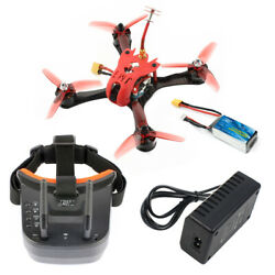 JMT T180 4 Inch 3S FPV Drone HD Camera Baby Turtle 800TVL BNF for FRSKY D8 $219.47