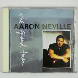 AARON NEVILLE The Grand Tour CD 1993 FUNKSOUL NM NM $9.00