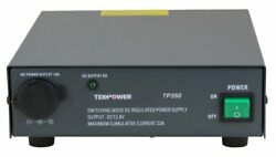 TekPower TP350 23 Amp DC 13.8V Switching Power Supply with Cigarette Plug $79.99
