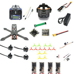QWinOut T220 DIY Drone RTF with Flysky S i6 Controller F3 FC FPV Camera Goggles $206.85