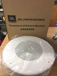 JBL Professional CSS8008 Commercial Ceiling Mount Speaker
