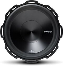 Rockford Fosgate Punch P3D4 12 4 Ohm DVC 12#x27;#x27; Subwoofer Car Audio Bass Speaker $219.99
