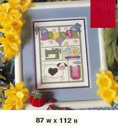 COUNTRY WARES CROSS STITCH PATTERN ONLY PY VYR $3.95