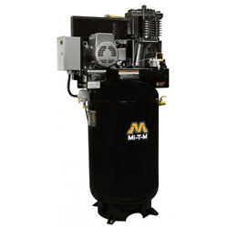 MI-T-M ACS-23305-80VM M Series Vertical Air Compressor5 HP $5,585.25