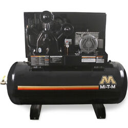 MI-T-M ADS-20310-120H Horizontal Air Compressor10 HP200V $6,817.44
