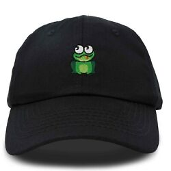 DALIX Cute Exotic Frog Hat Womens Embroidered Baseball Cap $16.99
