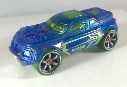 ACCELERACERS HOT WHEELS RD 08 RACING DRONES LOOSE TRANSPARENT BLUE VERY RARE $44.95