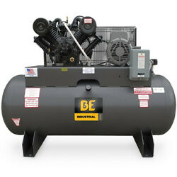BE PRESSURE SUPPLY AC10120B Two Stage Air Compressor1-Phase
