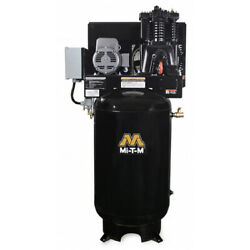 MI-T-M ACS-23375-80V Vertical Air Compressor7.5 HP230V