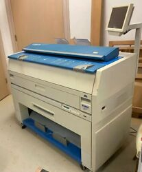 KIP 3000 Wide Format Plotter Printer Scanner and Copier $1800.00