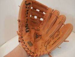 Spalding Leather Professional RHT Glove 42 217 Jim Rice Free Shipping $24.99