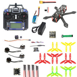 JMT 220mm DIY FPV Racing Drone Quadcopter Kit with F3 FC 2300KV Motor 20A ESC $210.67